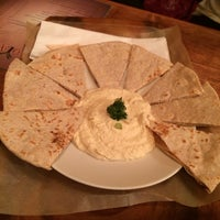 Photo taken at Loya Organic Middle Eastern Grill by Colton R. on 12/19/2013
