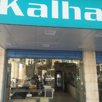 Photo taken at Kalha by Levent E. on 2/5/2015