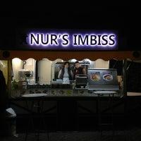 Photo taken at Nur's Imbiss by Devran Ç. on 6/28/2013