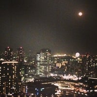 Photo taken at Office Tower X by nao_koj on 3/17/2014