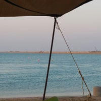 Photo taken at نادي المارينا للرياضات البحرية ب درة العروس by MooN . on 12/26/2014