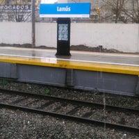 Photo taken at Estación Lanús [Línea Roca] by Martin E. on 8/12/2015