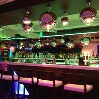 Photo taken at POSH lounge Café by Anton M. on 8/2/2013
