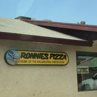 Photo taken at Ronnie's Pizza by Walker M. on 7/2/2013