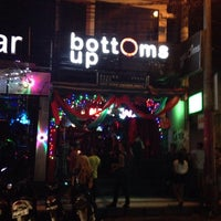 Photo Taken At Bottom Up Bar By Shelomentsev N On 1 9 2016