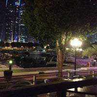 Photo taken at The Yacht Club نادي اليخوت by Sherrie L. on 5/21/2014