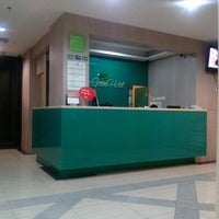Photo taken at The Green Hotel by Wahyudi W. on 5/16/2013