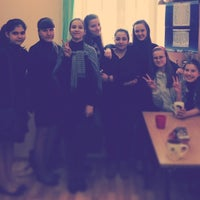 Photo taken at ДМШ 74 by Izabel A. on 3/19/2014
