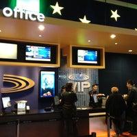 Photo taken at Cineplex Odeon & VIP Cinemas by Jim l. on 11/8/2012