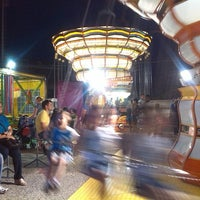Photo taken at luna park by Giuliano B. on 7/10/2013