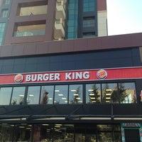1/1/2014 tarihinde Aslan A.ziyaretçi tarafından Burger King'de çekilen fotoğraf