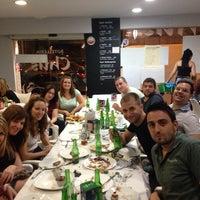 Photo taken at Restaurante Chus by Enrique P. on 10/5/2013