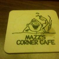 Photo taken at Mazz's Corner Cafe by Josh Y. on 2/26/2014