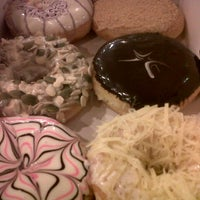 Photo taken at Big Apple Donuts & Coffee by Fiza N. on 11/8/2012
