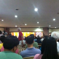 Photo taken at Ateneo Law Chapel by Tim V. on 6/14/2014