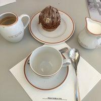 Photo taken at Café Richelieu – Angelina by Edward A. on 3/25/2017
