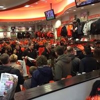 Photo taken at OSU Beaver Store by Jacob H. on 1/10/2015