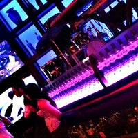 Photo taken at Blue Martini Brickell by Okan on 8/7/2013
