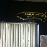 Photo taken at Goodyear Auto Service Center by Gary L. on 9/12/2013
