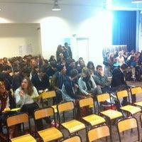 Photo taken at L'École du Design Nantes Atlantique by Florent*** M. on 11/5/2012