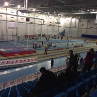 Foto tomada en Centro De Tecnificación De Atletismo Antequera 6° Centenario por Miguel R. el 2/15/2014