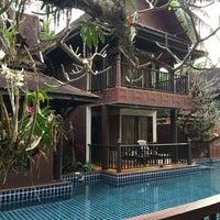 Photo taken at Takolaburi Cultural and Spa Resort by E. J. on 12/28/2016