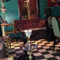 Photo taken at Sphinx Cafe by Abdulrahman A. on 8/30/2013