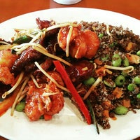 Photo taken at Pei Wei by Hector S. on 6/27/2016