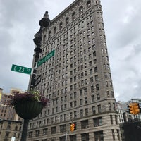 8/14/2018にTheLostBoyLloyd.comがFlatiron Buildingで撮った写真
