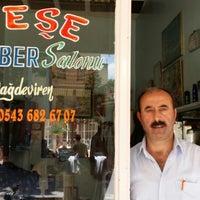 Photo taken at Neşe Güzellik Salonu by Mehmet B. on 6/25/2014