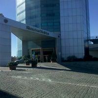 Photo taken at Sheraton Córdoba Hotel by Ivan P. on 7/20/2013