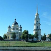 Снимок сделан в Волжская набережная пользователем Миша Ш. 7/2/2013