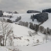 Photo taken at St. Märgen by Andreas S. on 2/26/2016