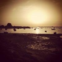 Photo taken at Playa de la Casería by Ricardo D. on 8/23/2013