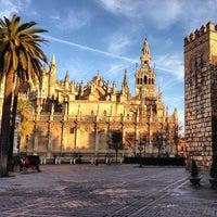 Foto tomada en Catedral de Sevilla por Ricardo D. el 1/30/2013