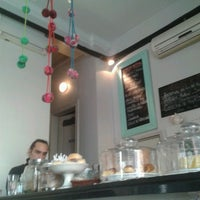 Photo taken at Origen Cafe by Diego V. on 7/28/2013