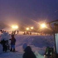 Photo taken at Säfsen Alpin by Paul E. on 12/28/2013