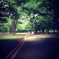 Photo taken at Yoyogi Park by Masayasu S. on 7/28/2013