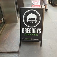 Photo taken at Gregorys Coffee by Seth F. on 8/21/2013