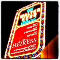 Photo taken at The Walter Kerr Theatre by Seth F. on 11/6/2012