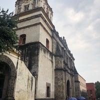 Foto tomada en Coyoacán por Oscar L. el 8/11/2018