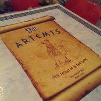Photo taken at Artemis Kreeka Taverna by Ilja M. on 2/16/2014