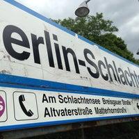 Photo taken at S Schlachtensee by D M. on 6/30/2013