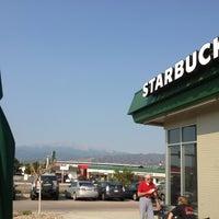 Photo taken at Starbucks by David R. on 8/16/2013