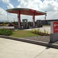 Photo taken at Estacion de servicio Terpel Bascula by Silvana O. on 9/3/2013