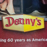 Photo taken at Denny's by Andy d. on 6/30/2013
