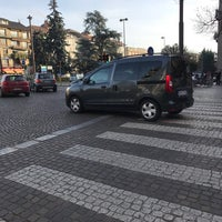 Photo taken at Viale Libertà by Ba B. on 12/1/2016