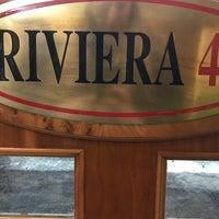 Photo taken at Pizzeria Riviera 45 by Ba B. on 3/12/2017