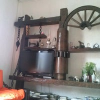 Photo taken at Hostel Caminhos da Chapada by Débora T. on 4/26/2015