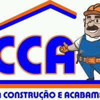 Photo taken at Chula Construções e Acabamentos by Lidiane on 7/4/2013